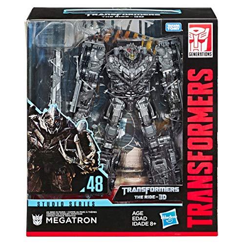 Transformers Studio Series 48 Leader Class Transformers The Ride 3D Exclusive Megatron Figure