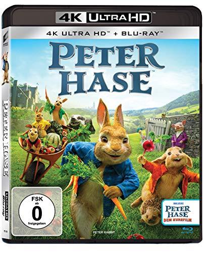 Peter Hase (4K Ultra HD) [Blu-ray]