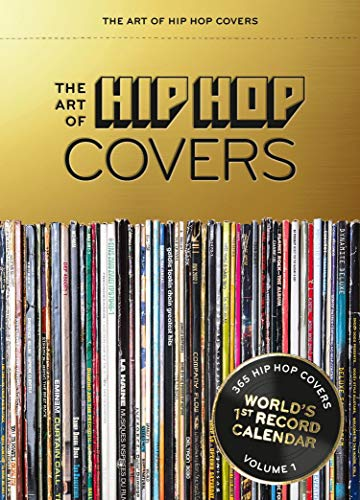 The Art of Hip Hop Covers: Best-Of Collection Vol. 1 (The Art of Vinyl Covers)