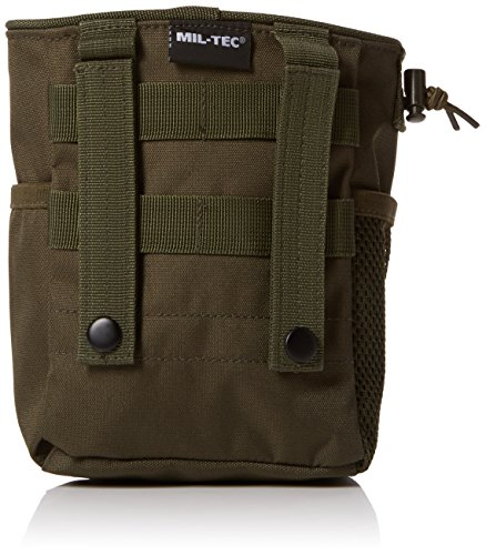 Empty Shell Pouch Molle Olive