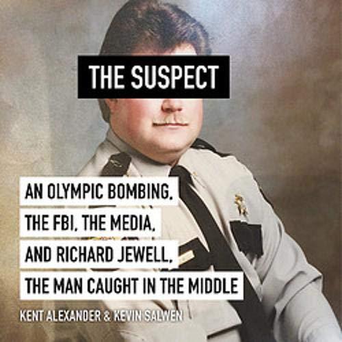 The Suspect Audiobook By Kent Alexander, Kevin Salwen cover art