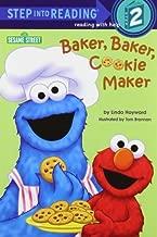 Baker, Baker, Cookie Maker (Sesame Street) (Step into Reading) by Linda Hayward (1998-08-11)