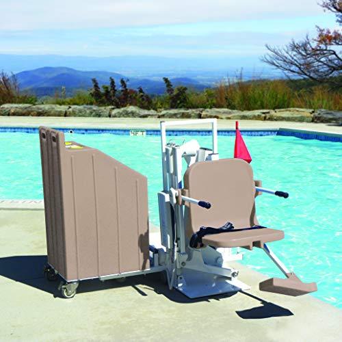 Aqua Creek The Patriot Portable Lift with Ada Fixing Kit