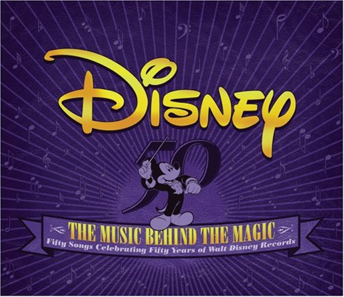 Price comparison product image Disney: The Music Behind The Magic [2 CD]