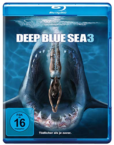 Deep Blue Sea 3 [Blu-ray]
