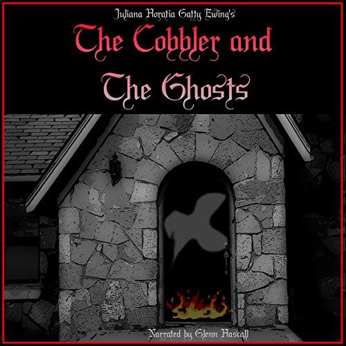 Page de couverture de The Cobbler and the Ghosts