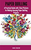 PAPER QUILLING: A Practical Guide with Clear Pictures for Making Amazing Paper Quilling Projects (English Edition)