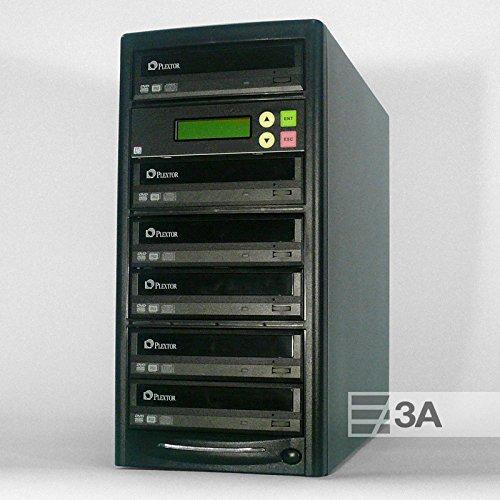 DVDデュプリケーター SC05 日本語表示 5シリーズ(1:5)DVDコピー機
