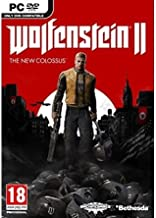 Wolfenstein II: The New Colossus for Windows/PC rated M - Mature