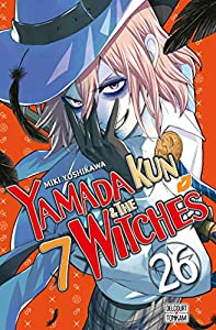 Yamada Kun & the 7 Witches Edition simple Tome 26