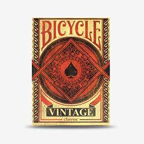 Bicycle Vintage Classic Playing Car…