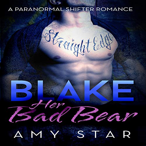 Blake, Her Bad Bear  By  cover art