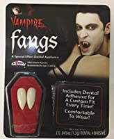 バンパイアの牙 吸血鬼の牙 ドラキュラの牙 変装小物 コスチューム小物 ドラキュラ