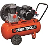 Compresseur d'air 100 l Black and Decker BD 220/100-2M