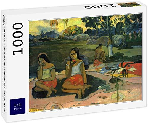 Lais Puzzle Paul Gauguin - Mistero Glorioso (Nave Nave Moe) 1000 Pezzi