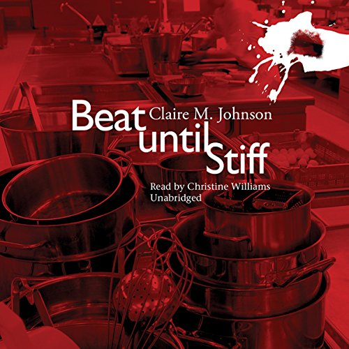 Beat Until Stiff audiobook cover art