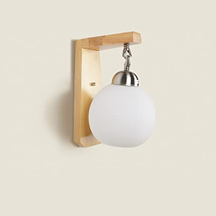Amazon.es: lámparas pie madera - Bases para lámparas ...