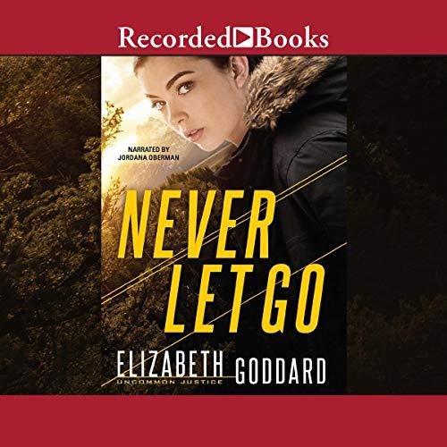 Never Let Go audiobook cover art