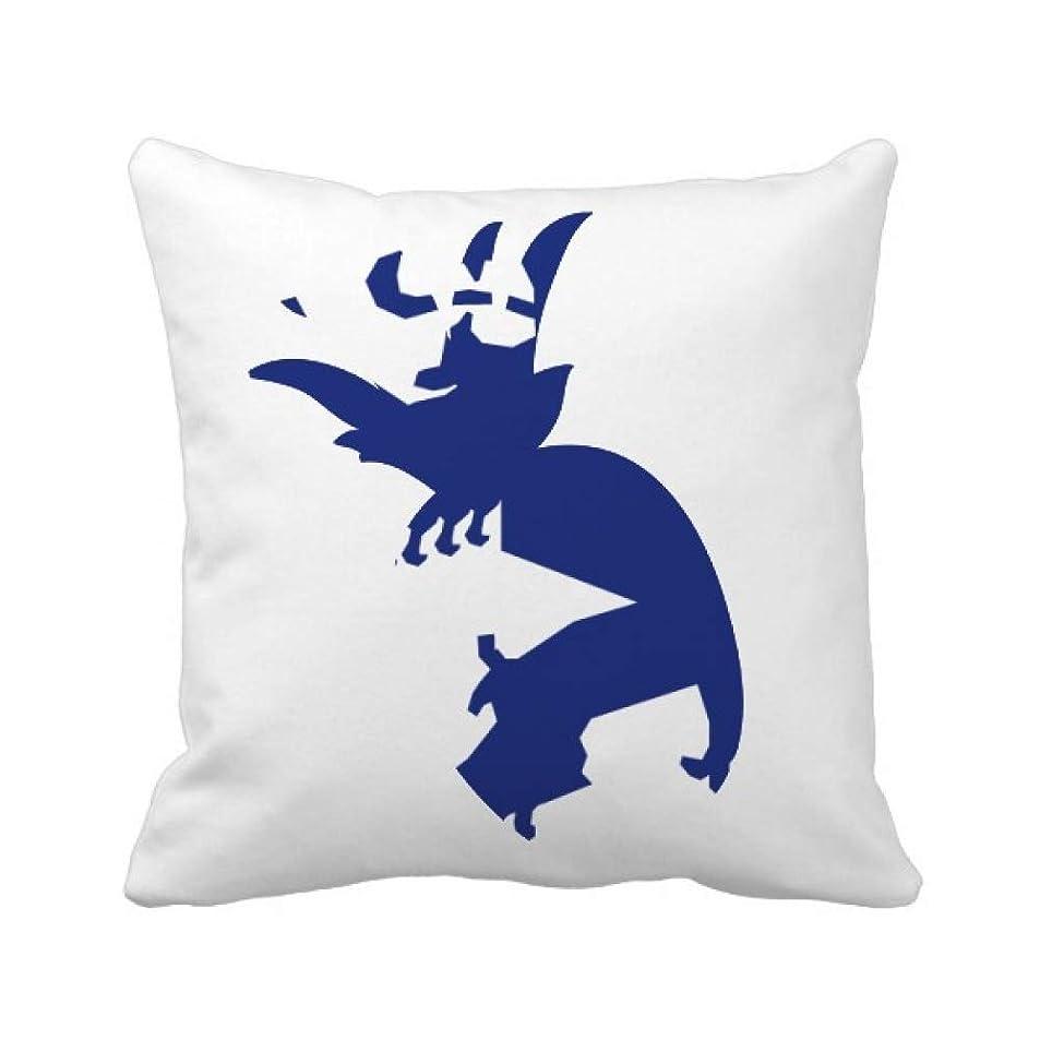 人差し指ループ数学者国立国のシンボルフィンランドエンブレム パイナップル枕カバー正方形を投げる 50cm x 50cm