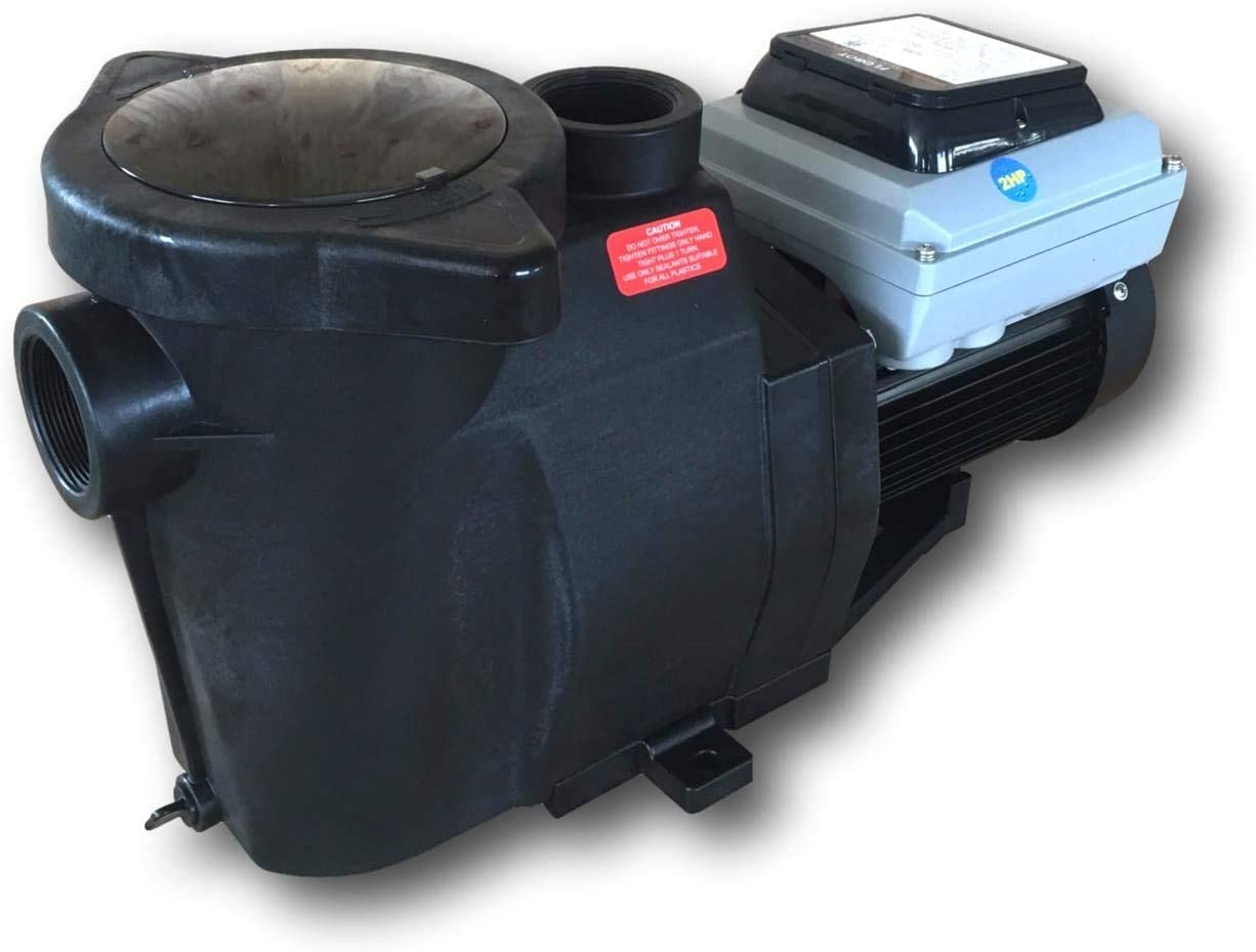 Pool Pump 70% OFF Outlet by Blue Torrent specialty shop 2 Ground Cyclone In Speed Variable HP