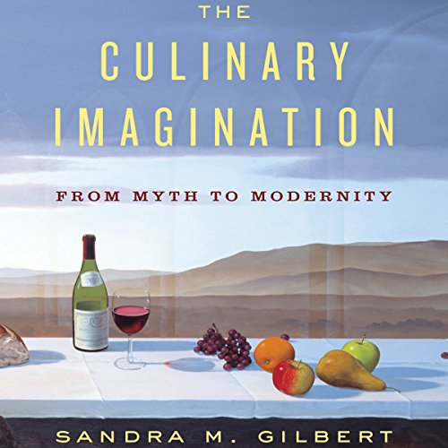 The Culinary Imagination audiobook cover art