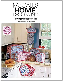 McCall's Patterns M2018OSZ M2018 Kitchen Essentials, One Size Only