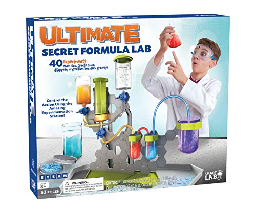SmartLab Toys Ultimate Secret Formula Lab White