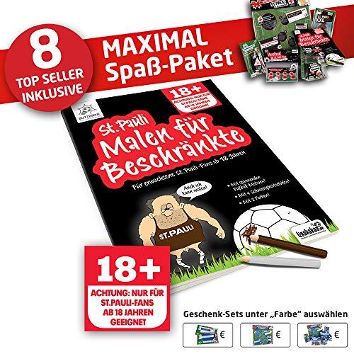 Alles für St. Pauli-Fans by Ligakakao.de St. Pauli Toaster ist jetzt das MAXIMAL SPAß Paket