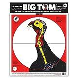 Life Size Turkey - Paper Shotgun Patterning Shooting Targets 12.5'x19' (10 Pack)