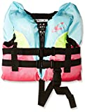 O'Neill Infant Superlite USCG Life Vest, Turquoise/Berry/Lime/White,...
