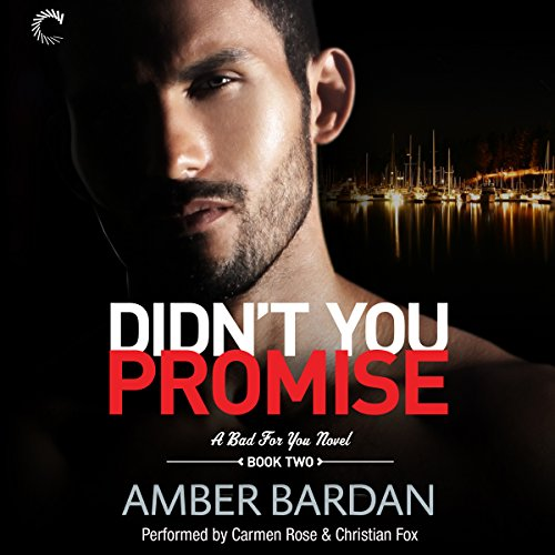 Didn't You Promise audiobook cover art