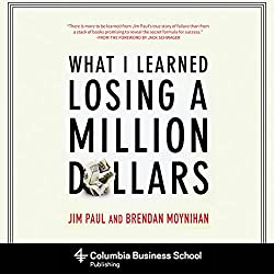 Probably one of my top 10 books I have read that dives into the life of  luck (good and bad) and money…and watching it all come full circle.