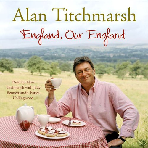 England, Our England audiobook cover art