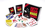 Marvin s Magic - Fifty Amazing Magic Tricks | Amazing Magic Tricks for Kids in Gift Tin | Includes Classic Card and Coin Tricks, Mind Reading, Levitation + More