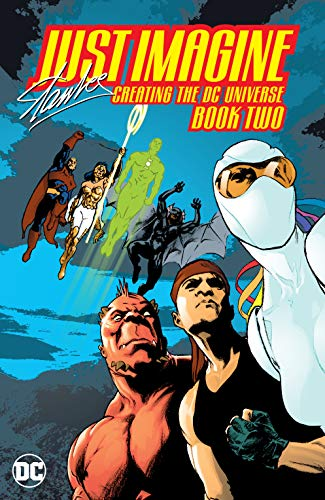 Just Imagine Stan Lee Creating the DC Universe Book Two (English Edition)