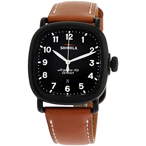 Shinola The Guardian Leather Watch
