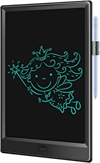 LCD Writing Tablet, 10 Inch Screen Electronic Writing Board,Handwriting Paper Doodle Pad with Stylus Tablets for Kids and Adults at Home, School and Work Office (Black)