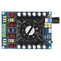 デジタルパワーアンプボード、2ステレオチャンネルオーディオビデオポテンショメータアンプボード、DC 12-24V 160Wアンプボード、ビデオオーディオアクセサリ