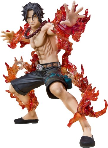 BANDAI Tamashii Nations Portgas One Piece - Figuarts Zero (D. Ace Battle-Version) Dekofigur.
