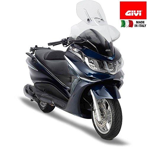 Tourenscheibe Givi Airflow Piaggio X10 125/350/500 12-13 klar