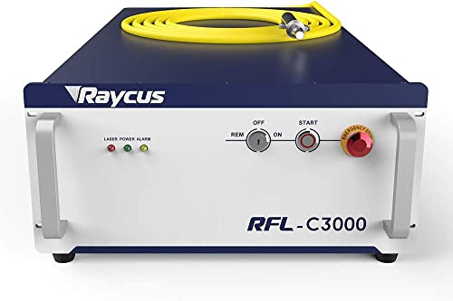 new arrival Cloudray Original Raycus sale Single-Module Continuous Fiber Laser 3000W for new arrival Fiber Cutting Machine outlet sale