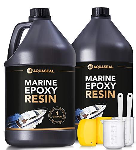 Aquaseal Table Top Epoxy Resin Epoxy