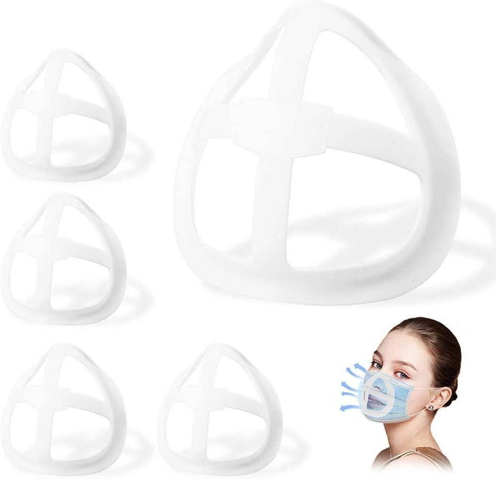 Silicone_Masks Internal Support Max 43% OFF 3D Ranking TOP9 Face Covering Bracket Mouth