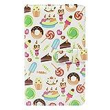 Maidream 96 Pockets Mini Photo Album Mini 11/Mini 9/Mini 8+/Mini 8/Mini 90/Mini 70/Mini 26+/Mini 25/Mini 7s for Instant Print Camera (Desserts)