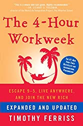 The 4-hour Workweek book (Books about travel and self discovery)