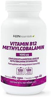 Vitamina B12 Metilcobalamina 1000mcg