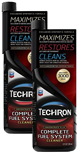Chevron Techron 12 oz. Fuel System Cleaner (2 Pack)