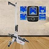 HAMMER Rudergerät RX1 für zu Hause – klappbare Rudermaschine mit Magnetbremssystem, kugelgelagertem Sitz, bis 110 kg Nutzergewicht und integriertem Pulsempfänger für Brustgurte - 7