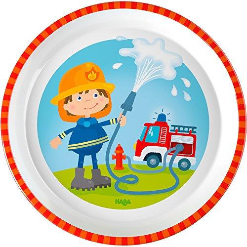 HABA 303692 Teller Feuerwehr