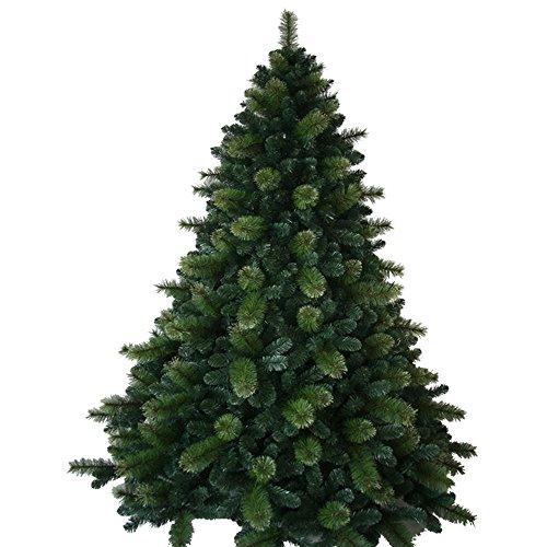 最高級リッチ クリスマスツリー 210cm ヌードツリー本物そっくり モミと松の2種類構成され1本1本細かく見栄え抜群! ドイツ、ベルギー輸出専用 TXN10-006-21-B
